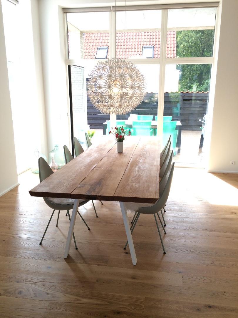 Plankebord i 3 planker