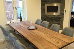 Plankebord ask valnødolie