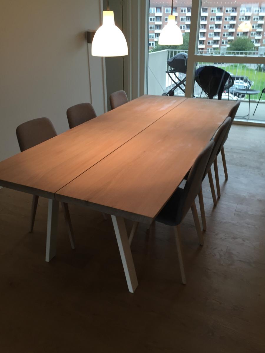 plankebord 110x350