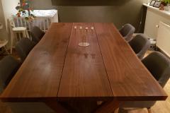 Plankebord amerikansk valnød 3 planker