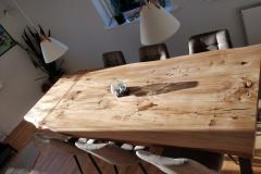 Plankebord elm 110x210 cm