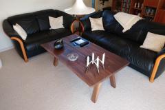 Sofabord amerikansk valnød med træben2