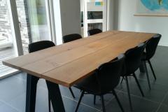plankebord 3 planker eg med naturolie