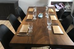 plankebord europæisk valnød