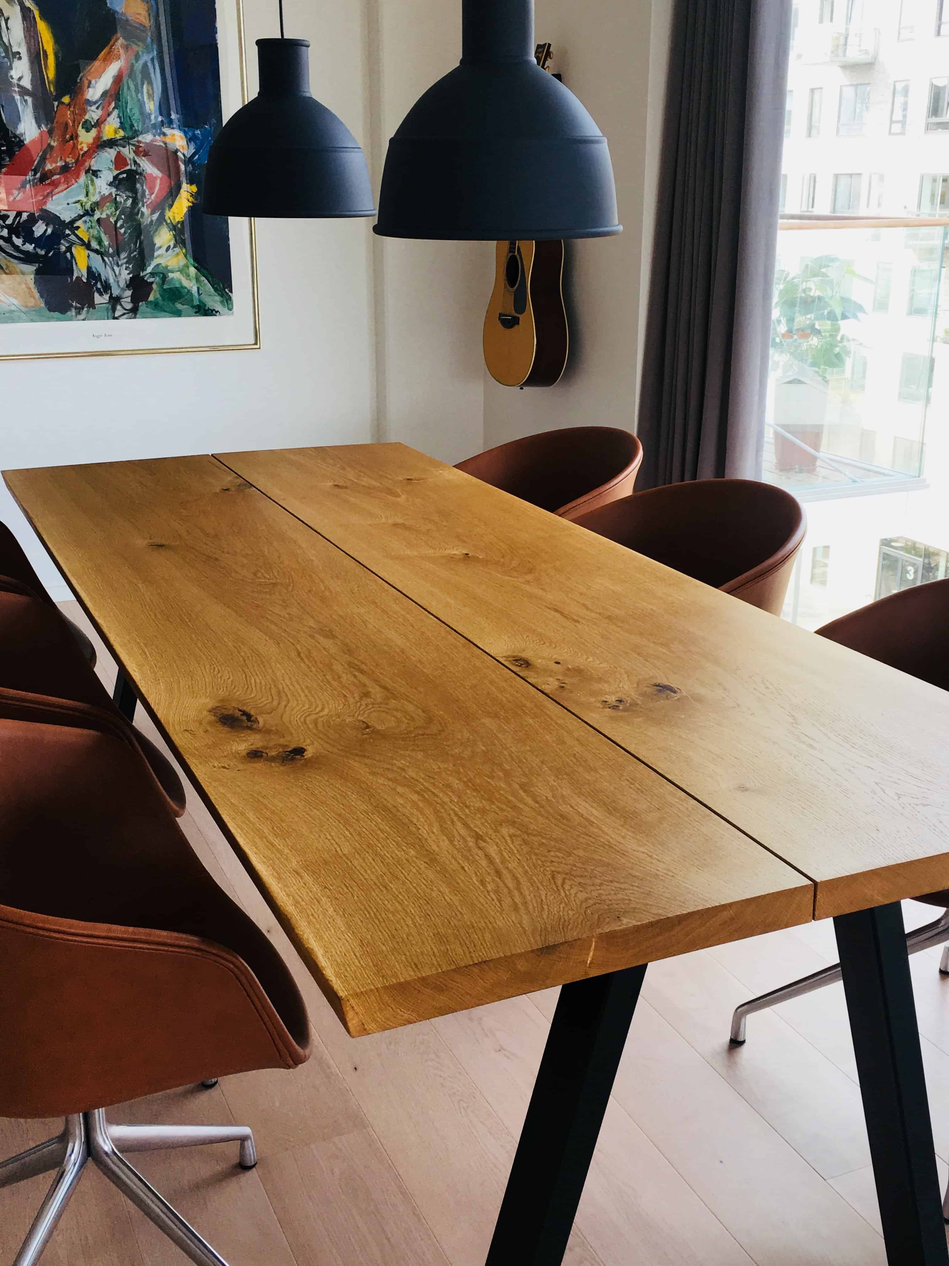 Picture of: Natur Olie Pleje Til Dit Plankebord Special Lavet Olie Kob Det Her
