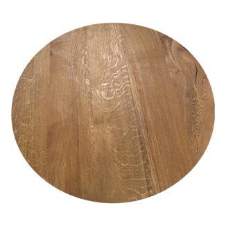 Rundt plankebord