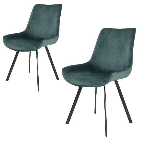 Spisebordsstol Dagmar Grøn