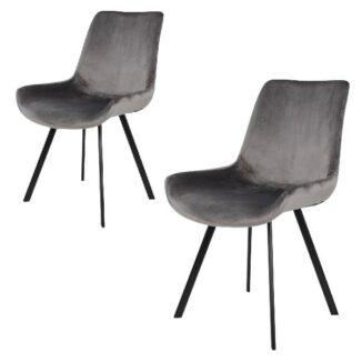 Spisebordsstol Dagmar grå