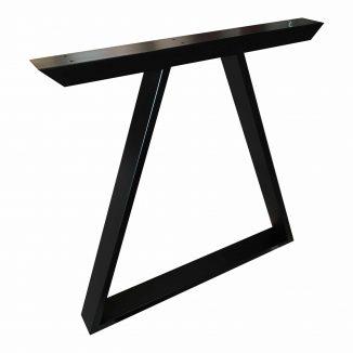 Trekantstel bordben til spiseborde og plankebord