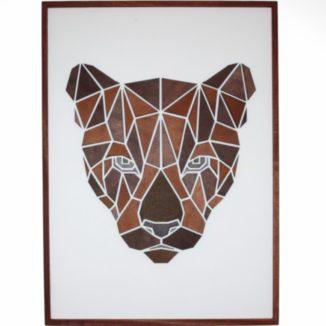 Puma-motiv-dyr-træmotiv-mpmdesign