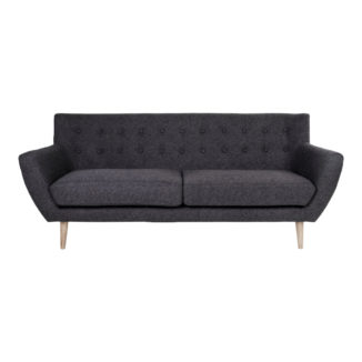 monte sofa mørk grå