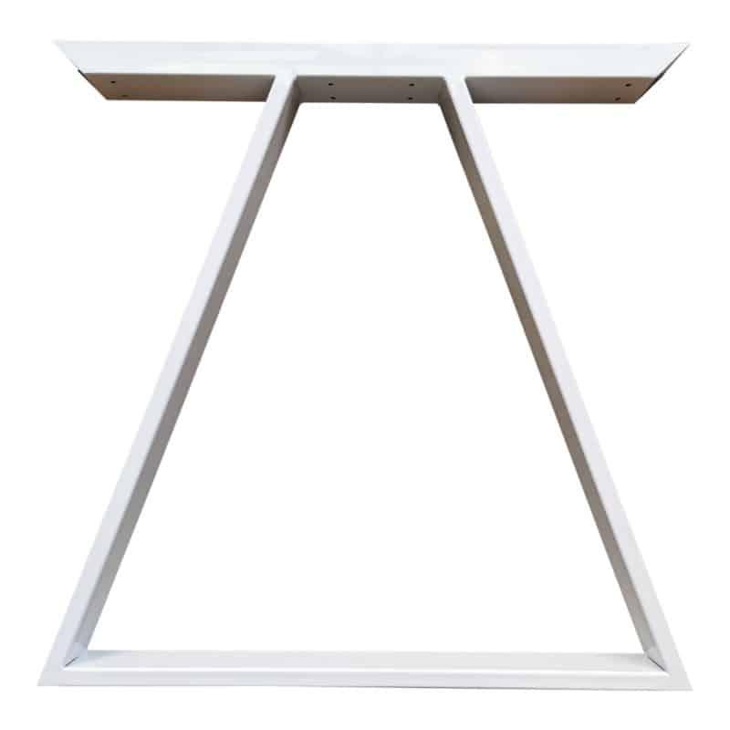 trekantstel hvid