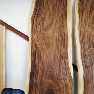 Amerikasnk valnød 1 planke 90-112 300 cm