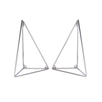 Maze Pythagoras hyldeknægt chrome