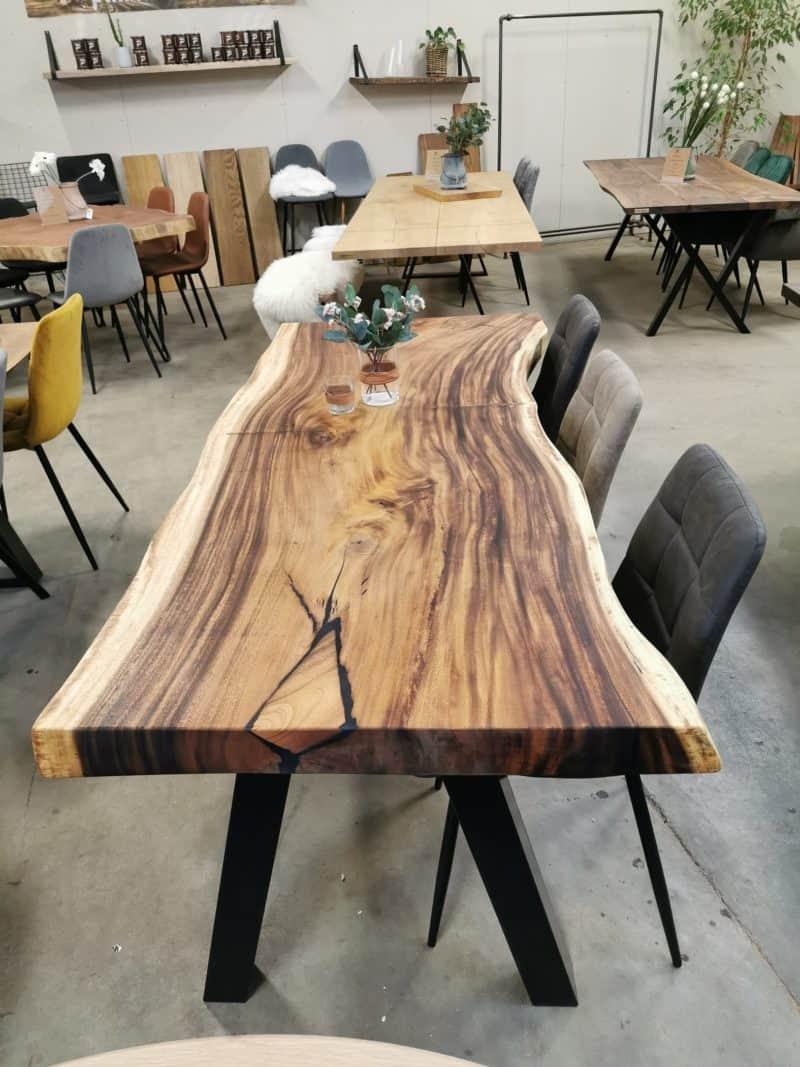 Plankebord saurtræ 90 x 200