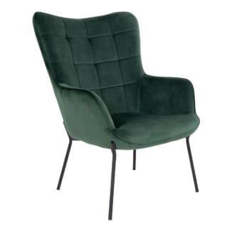 Glasgow grøn lænestol