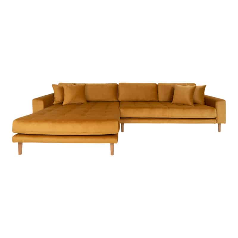 Lido lounge sofa gul