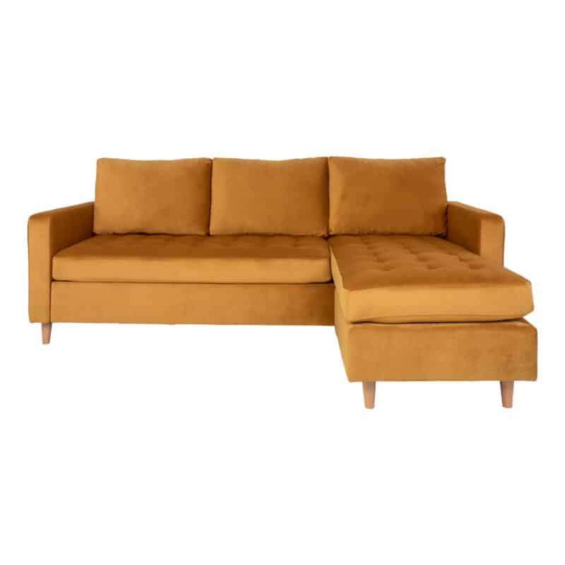 Firenze sofa gul