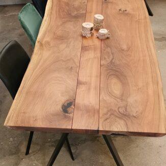 Plankebord europæisk valnød 95x240 cm (1)