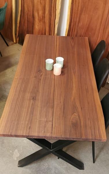 Plankebord amerikansk valnød 90x180 cm (1)