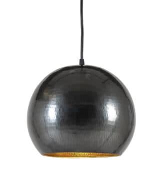 Albi kugle lampe - sort Ø35