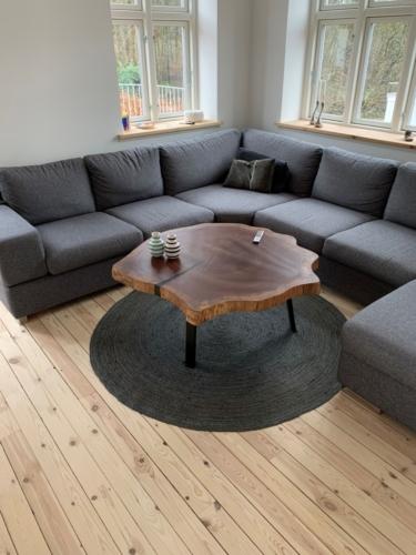 Mahogni sofabord