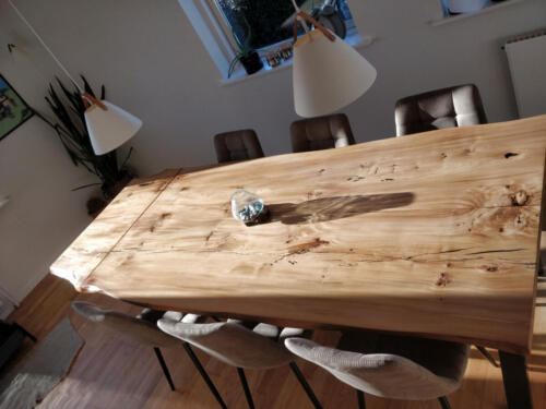 Plankebord-elm-110x210-cm